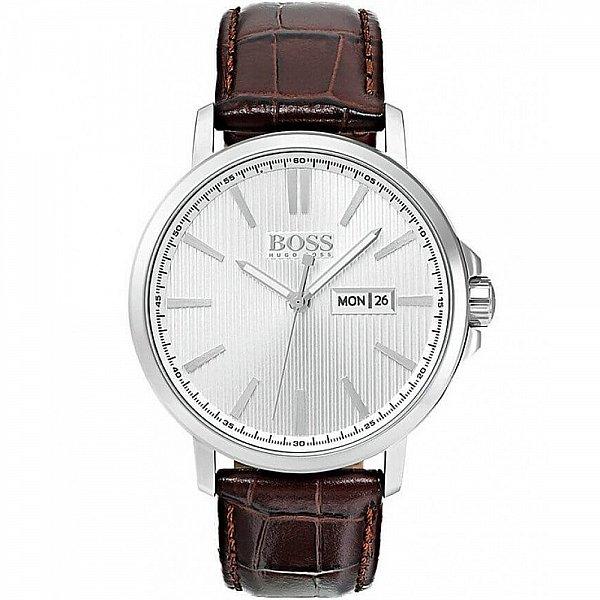 Изображение на часовник Hugo Boss James Classic 1513532 Brown Leather