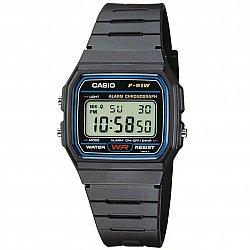 Casio F-91W-1YEF Alarm Chronograph