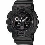 Изображение на часовник Casio G-Shock Resist GA-100-1A1