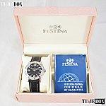 Изображение на часовник Festina Trend Black Leather F16537/2