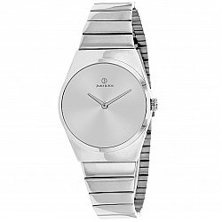 James and Son JAS10104-204 Ladies Silver Classic