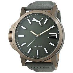 Puma Sport Ultrasize Gray Leather PU103461004