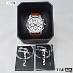 Изображение на часовник Police Scrambler 14528JSTU/04 Brown Leather
