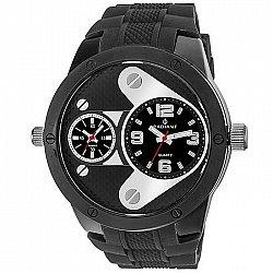 Radiant Black Double Time Zone RA355601