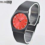 Изображение на часовник Bering Time Slim Classic 11930-228 Red Dial