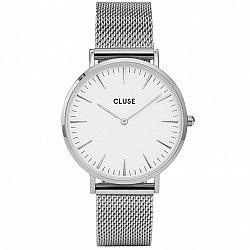 Cluse La Bohème Mesh Silver CL18105