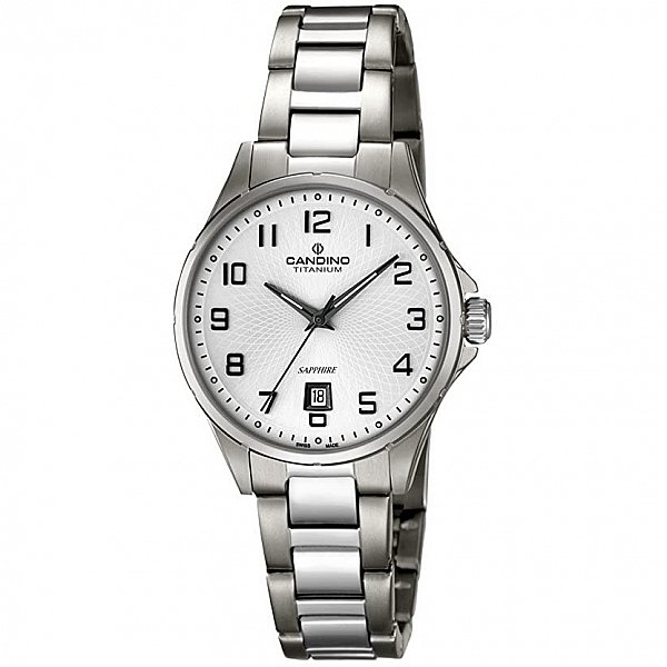 Изображение на часовник Candino Titanium Swiss Made C4608/1 Ladies