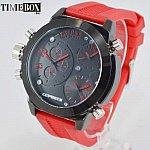Изображение на часовник Cepheus Triple Time Zone Oversized Red CP902-624