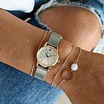 Изображение на часовник Cluse La Vedette Mesh Watch CL50024 Silver/Rose Gold