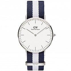 Daniel Wellington DW00100047 Glasgow Silver 36mm