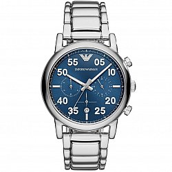 Emporio Armani AR11132 Luigi Chronograph Blue