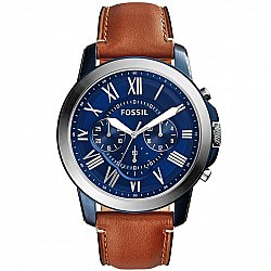 Fossil Grand Sport Chronograph Blue FS5151