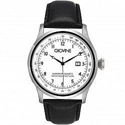 Giovine Casanova Tempo Superior Quartz Tachymeter OGI004/T/L/SS/BN/NR