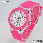 Изображение на часовник Guess Overdrive Hot Pink Multifunction W90084L2