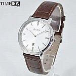 Изображение на часовник Hugo Boss Tradition Classic 1513462 Brown Leather