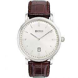 Hugo Boss Tradition Classic 1513462 Brown Leather