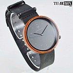 Изображение на часовник Kerbholz Heinrich Rosewood Midnight Black Eco Wood Watch