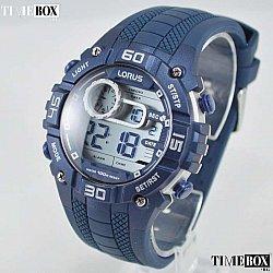 Lorus Z009-X018 Digital Chronograph Blue Sport