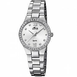 Lotus Glee 18460/1 Classic Steel Watch Girl