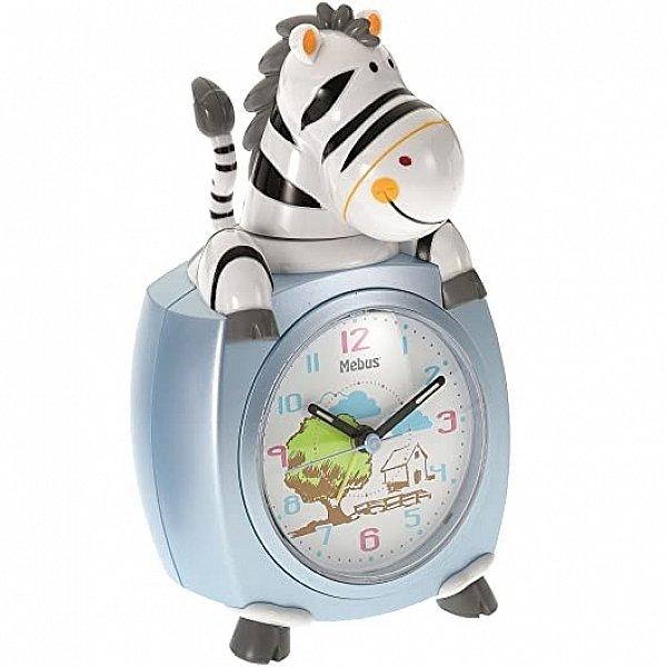 Изображение на часовник Настолен часовник Mebus 26638 Zebra