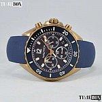 Изображение на часовник Nautica New Port Blue Rubber Chronograph NAPNWP007