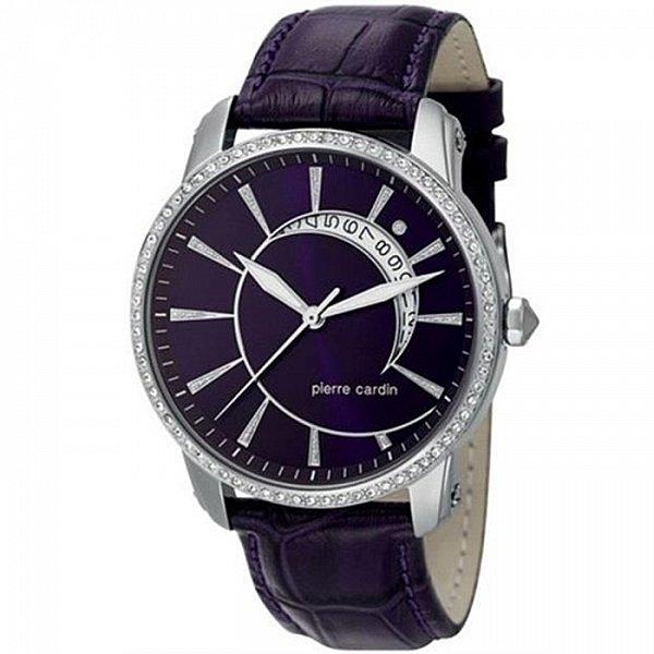 Изображение на часовник Pierre Cardin Labyrinthe Swiss 105692F07 Purple