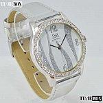 Изображение на часовник Q&Q Attractive by Citizen DA47-304 Silver Strap
