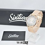 Изображение на часовник Sixties Multifunction Rose Gold Jacket Mesh Strap SIX600RGME-02