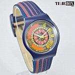 Изображение на часовник Swatch Snowpass Shape Season Jelly in Jelly SUMN100