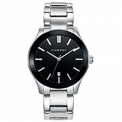 Viceroy Acero 471053-57 Stainless Steel Mens
