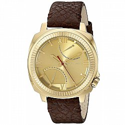 Vince Camuto The Veteran VC/1003GDGP Gold Tone