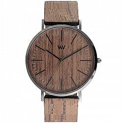 WEWood Men's Watch Horizon Nut Gun Oak WW61001