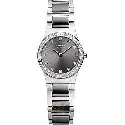 Изображение на часовник Bering Ceramic Polished Silver 32426-703