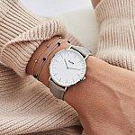 Изображение на часовник Cluse La Boheme CL18215 Gray Leather