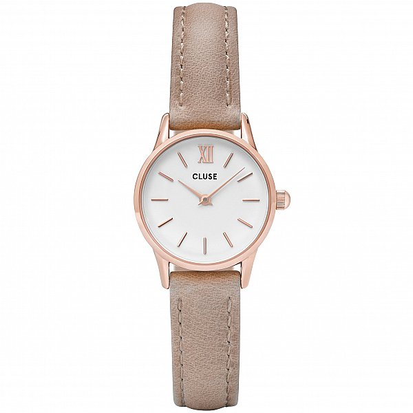 Изображение на часовник Cluse La Vedette Leather Beige CL50027