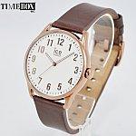 Изображение на часовник Ice Watch 013047 ICE TIME Dark Brown Leather Strap