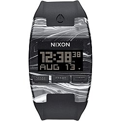 Nixon The Comp Lay Low Marbled Black A408-2193