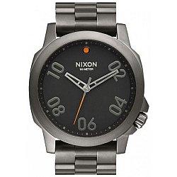 Nixon Ranger 45 Gunmetal Steel A521-1531-00