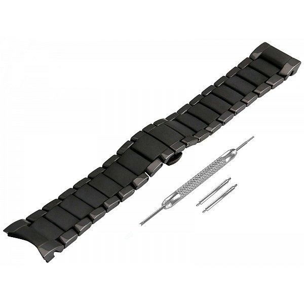 Изображение на Верижка Armani AR1451 - 24мм за мъжки часовник