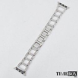 Метална верижка 38мм за дамски часовник Apple Watch
