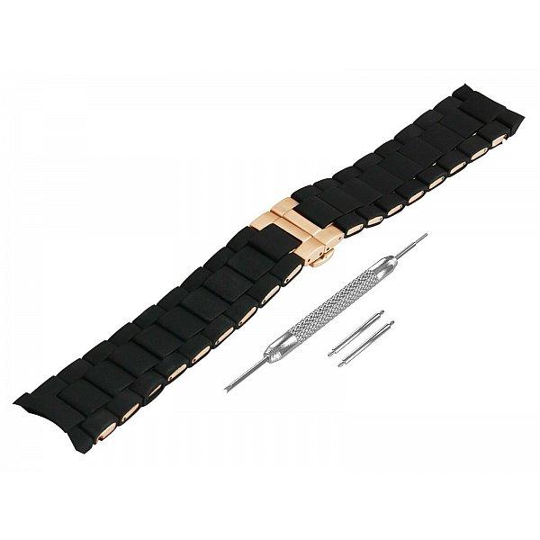 Изображение на Верижка Armani AR5905 - 23мм за мъжки часовник