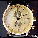 Emporio Armani AR0386 Gianni Chronograph
