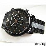 Изображение на часовник Emporio Armani AR1948 Luigi NATO Chronograph