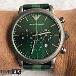 Изображение на часовник Emporio Armani AR1950 Luigi NATO Chronograph