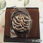 Изображение на часовник Michael Kors MK3316 Slim Runway Zebra