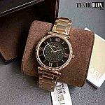 Изображение на часовник Michael Kors MK3356 Caitlin Black Crystal