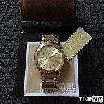 Изображение на часовник Michael Kors MK3490 Hartman Gold