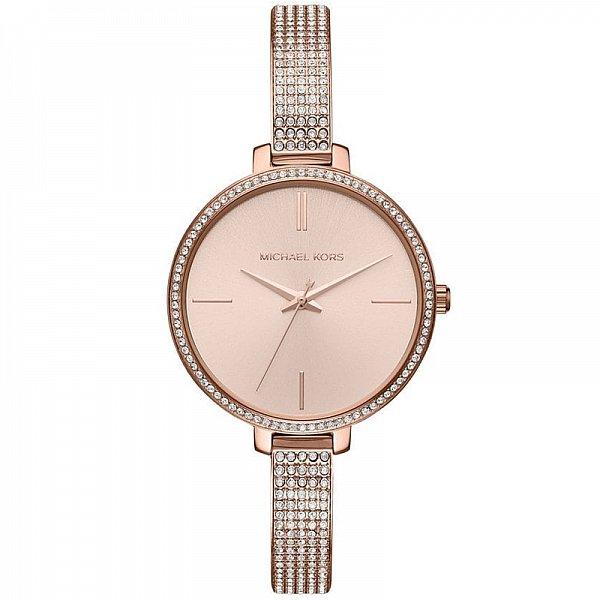 Изображение на часовник Michael Kors MK3785 Jaryn Crystal Rose Gold