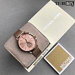 Изображение на часовник Michael Kors MK3845 Portia Rose Gold Mesh