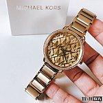 Изображение на часовник Michael Kors MK3886 Portia MK Logo Gold